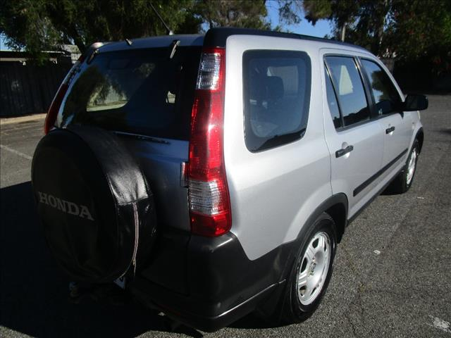 2005 HONDA CR-V (4x4) SE 4D WAGON