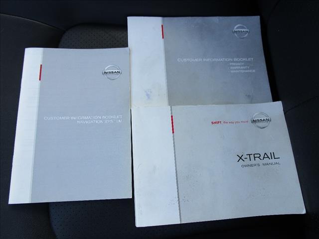 2010 NISSAN X-TRAIL TL (4x4) T31 MY10 4D WAGON