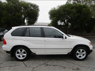 2003 BMW X5 4.4i E53 4D WAGON