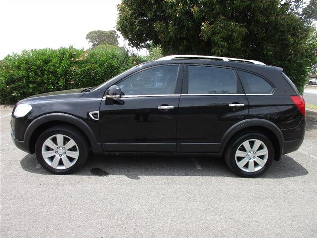 2008 HOLDEN CAPTIVA LX (4x4) CG MY08 4D WAGON