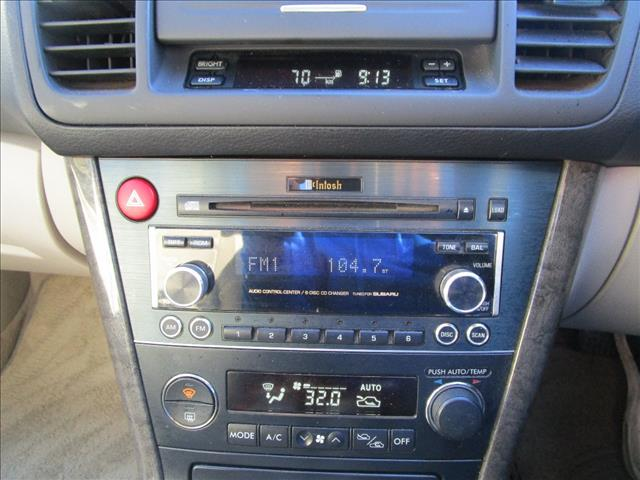 2006 SUBARU LIBERTY 3.0R-B MY06 4D SEDAN