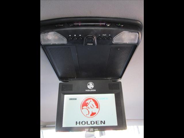 2007 HOLDEN CAPTIVA LX (4x4) CG 4D WAGON