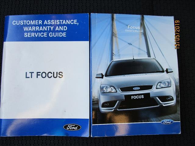 2008 FORD FOCUS TDCi LT 08 UPGRADE 5D HATCHBACK