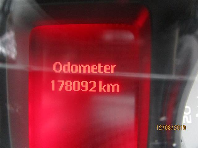 2010 HOLDEN COMMODORE SV6 VE II 4D SEDAN