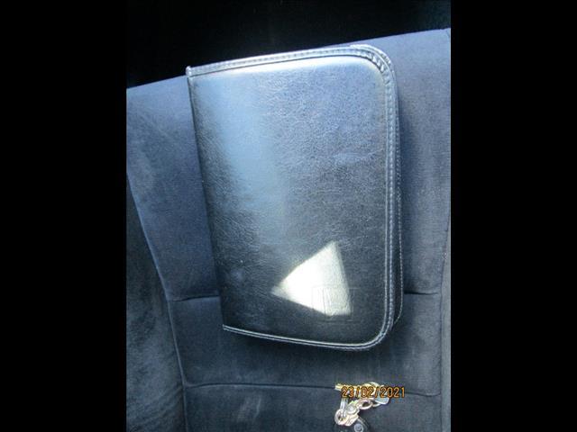 2005 HONDA ACCORD EURO 4D SEDAN