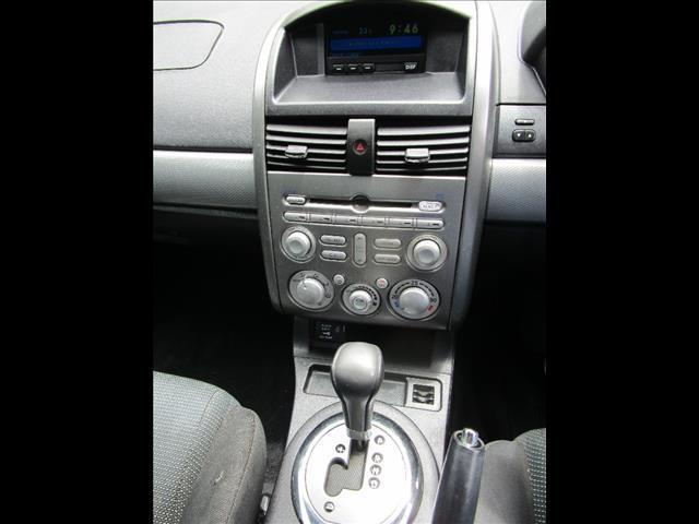 2008 MITSUBISHI 380 SX DB SERIES III 4D SEDAN