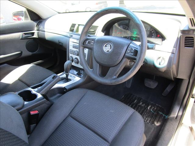 2007 HOLDEN COMMODORE OMEGA (D/FUEL) VE 4D SEDAN