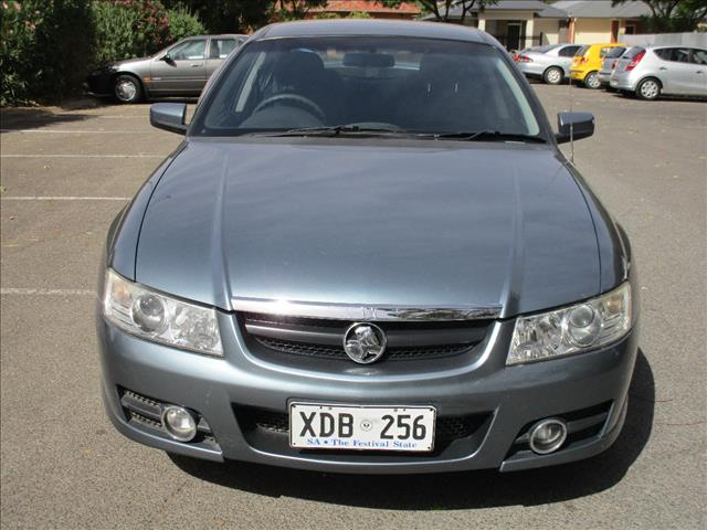 2004 HOLDEN BERLINA VZ 4D SEDAN