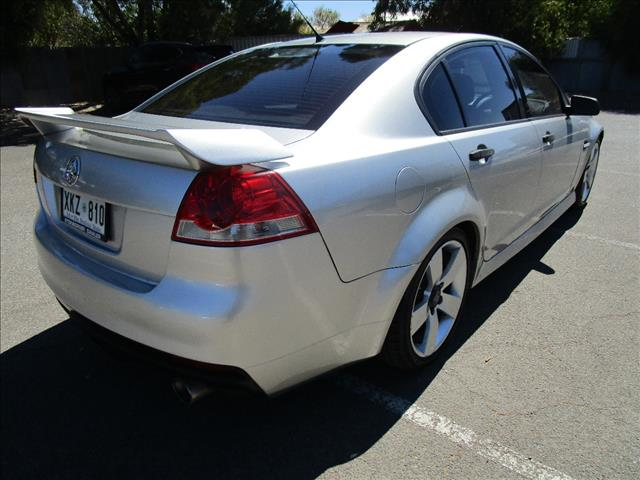 2006 HOLDEN COMMODORE OMEGA VE 4D SEDAN