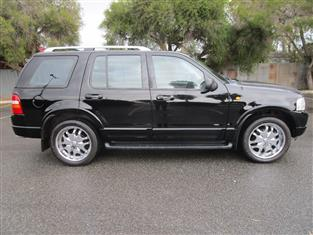 2003 FORD EXPLORER LIMITED (4x4) UZ 4D WAGON