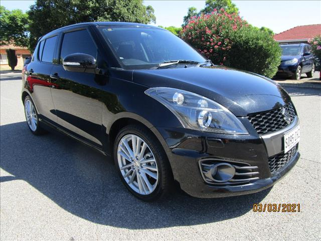 2013 SUZUKI SWIFT SPORT FZ 5D HATCHBACK