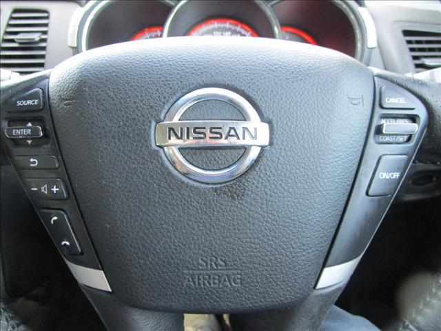 2011 NISSAN MURANO Ti Z51 MY12 4D WAGON