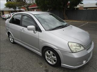 2003 SUZUKI LIANA GS 4D SEDAN