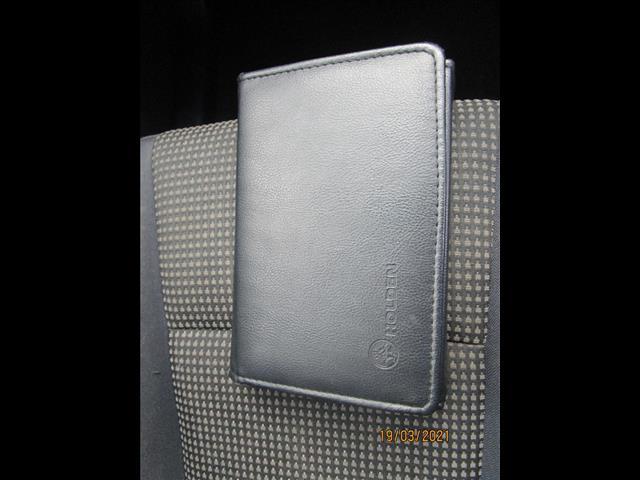 2007 HOLDEN CAPTIVA SX (4x4) CG MY08 4D WAGON