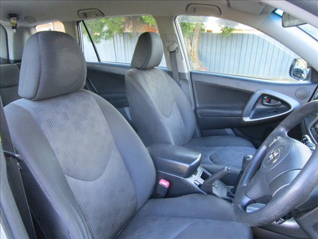 2010 TOYOTA RAV4 CV (4x4) ACA33R 4D WAGON