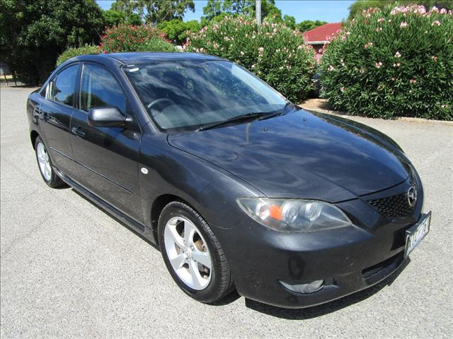 2006 MAZDA MAZDA3 MAXX BK MY06 UPGRADE 4D SEDAN
