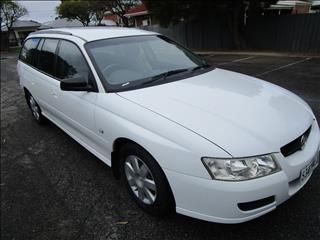 2007 HOLDEN COMMODORE EXECUTIVE D/FUEL VZ MY06 UPGRADE 4D WAGON