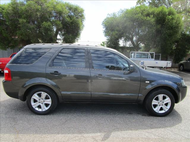 2009 FORD TERRITORY TX (RWD) SY MY07 UPGRADE 4D WAGON