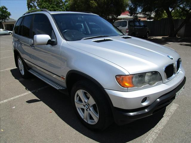 2003 BMW X5 3.0i E53 4D WAGON