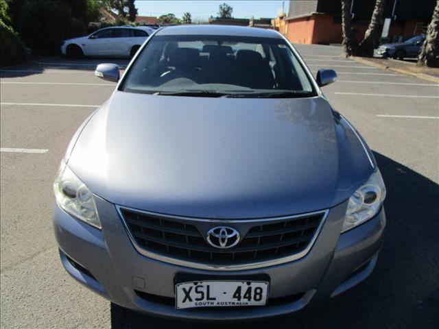 2008 TOYOTA AURION AT-X GSV40R 4D SEDAN