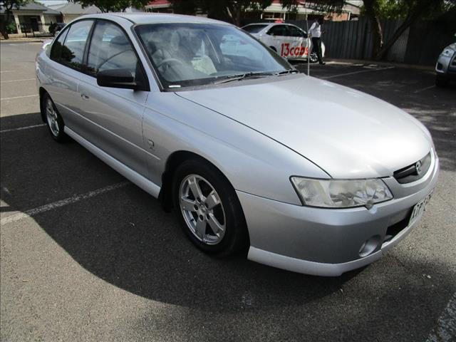 2003 HOLDEN COMMODORE S VYII 4D SEDAN
