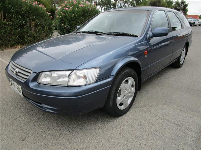 2002 TOYOTA CAMRY CONQUEST MCV20R (II) 4D WAGON