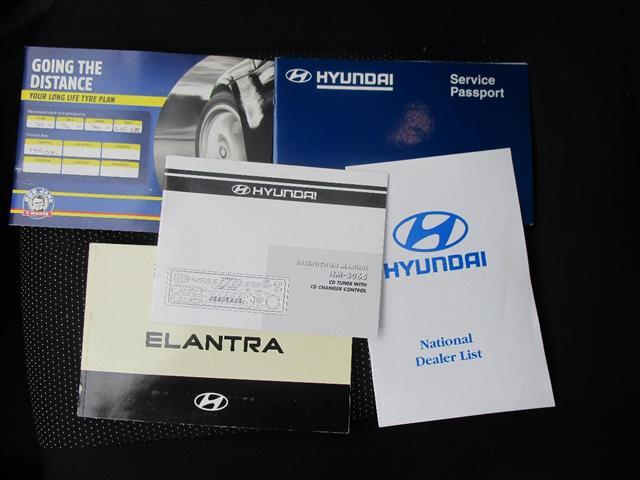 2003 HYUNDAI ELANTRA GLS XD 5D HATCHBACK