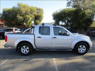 2008 NISSAN NAVARA ST-X (4x2) D40 DUAL CAB P/UP