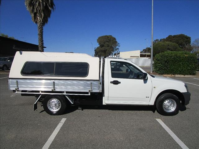 2004 HOLDEN RODEO DX RA C/CHAS
