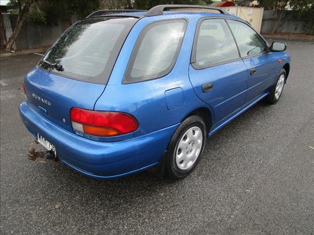 2000 SUBARU IMPREZA GX (AWD) MY01 5D HATCHBACK