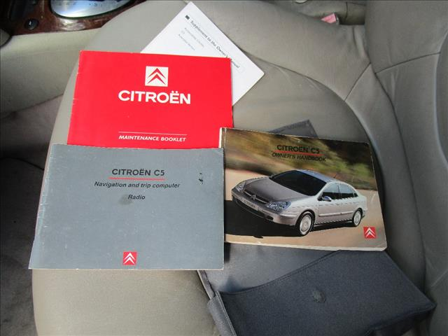 2007 CITROEN C5 SX 2.0 16V HDi 06 UPGRADE 4D SEDAN