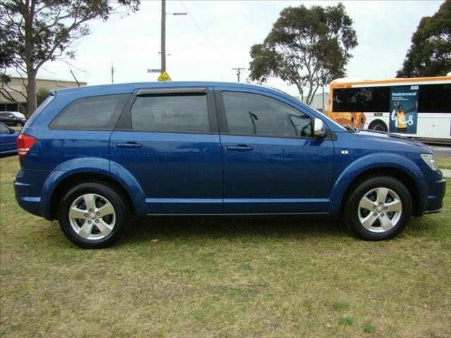 2009  DODGE JOURNEY SXT JC MY09 WAGON