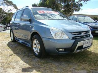 2007  KIA CARNIVAL EX VQ MY07 WAGON