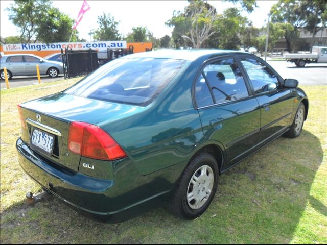2001  HONDA CIVIC GLi 7th Gen SEDAN