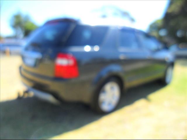 2007  FORD TERRITORY Ghia RWD SY WAGON