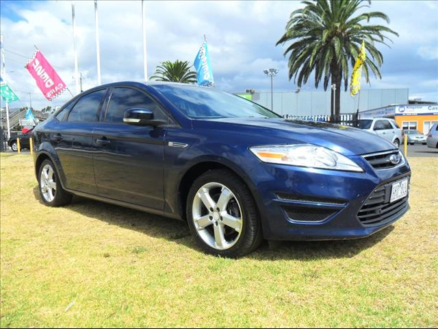 2012  FORD MONDEO LX PwrShift TDCi MC HATCHBACK
