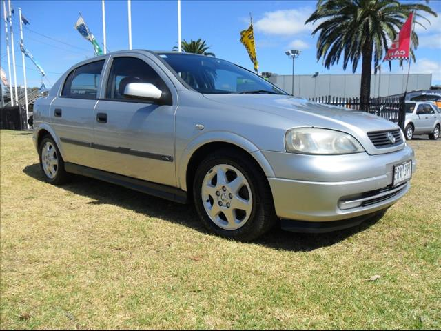 2004  HOLDEN ASTRA CD TS MY03 HATCHBACK