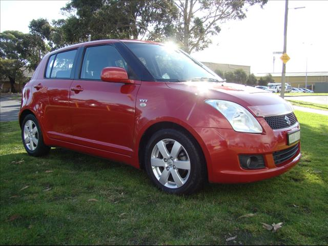 2007  SUZUKI SWIFT S RS415 HATCHBACK