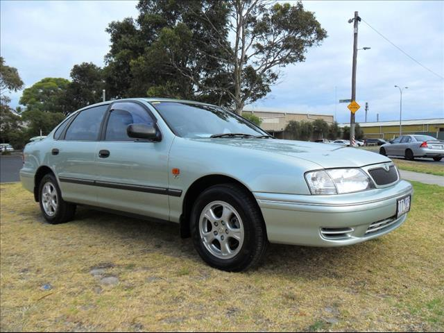 2000  TOYOTA AVALON Conquest MCX10R SEDAN