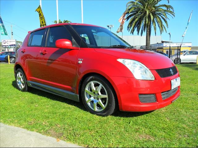 2008  SUZUKI SWIFT GLX RS415 HATCHBACK