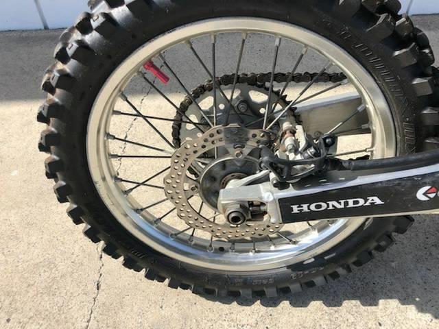 2015  HONDA CRF450R   CYCLE