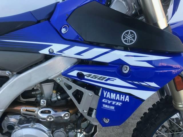 2018  YAMAHA WR450F ENDURO WR CYCLE