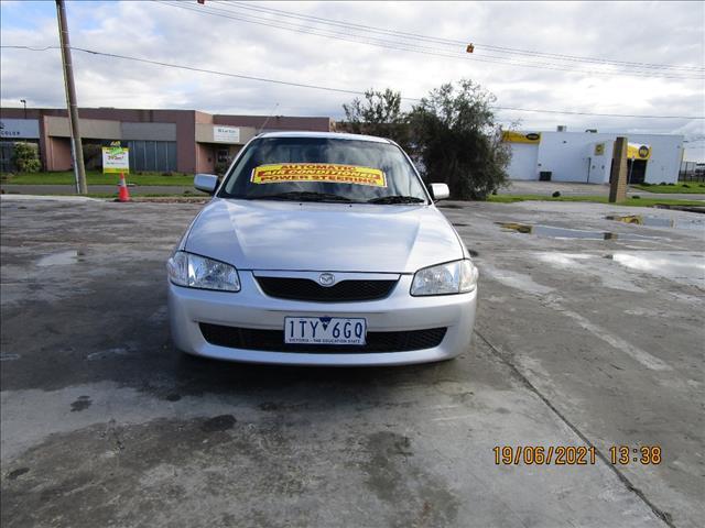 2000 MAZDA 323 PROTEGE 4D SEDAN