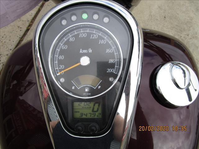 2009 SUZUKI BOULEVARD C50(VL800) 800CC