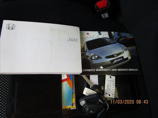 2003 HONDA JAZZ VTi 5D HATCHBACK