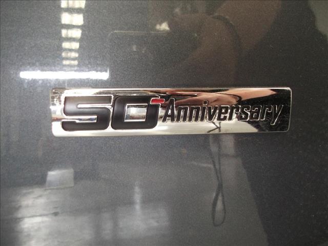 2011 FORD G6 E 50TH ANNIVERSARY FG UPGRADE 4D SEDAN