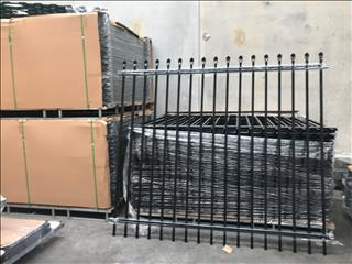 SECURITY PANELS 2.4 X 2.1 HIGH $96 INC GST