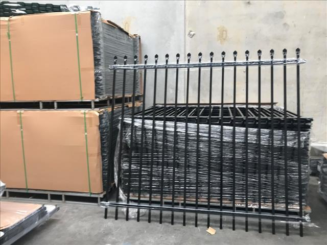 SECURITY PANELS 2.4 X 2.1 HIGH $105 INC GST