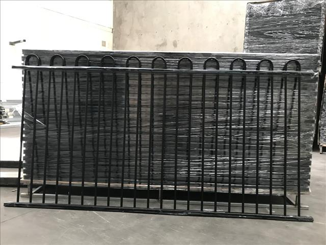 LOOP TOP POOL FENCING 2340 X 1.2 HIGH $77 INC GST