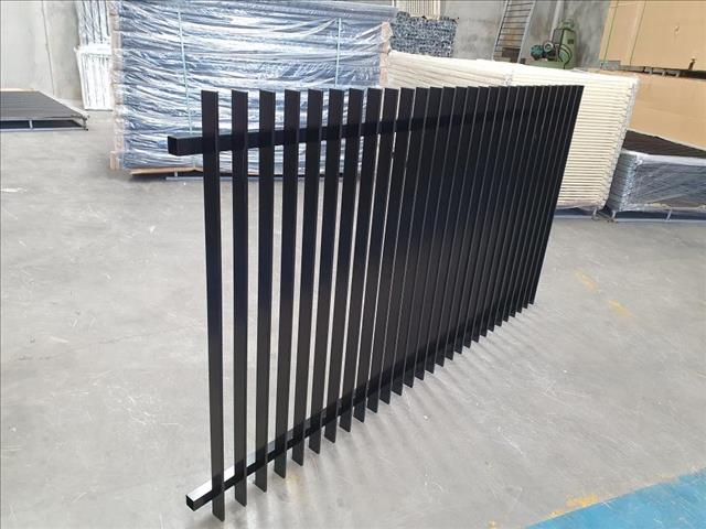 ALUMINIUM SIDE WELDED PICKET $195 INC GST